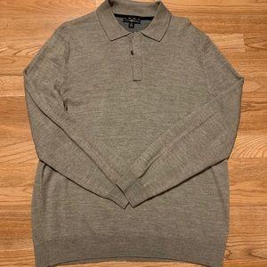 Men's sweater shirt